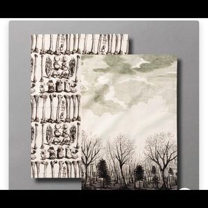 Threshold designed with John Derian  Tea Towels